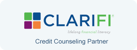 Link to Credit Shop, Inc. Financial Education Partner - Clarifi