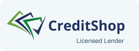 Link to Credit Shop, Inc. Lending Licenses